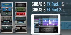 Cubasis FX Packs